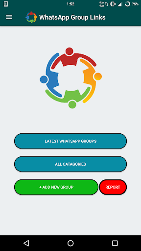 Groups For Whatsapp - Unlimited Links 2.7 screenshots 1