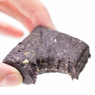No Bake Protein Bars (Copycat Blueberry RX Bars) Recipe