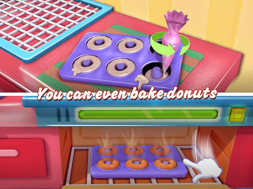 Donut Maker 3d - Sweet Bakery & Cake Shop 1.0 screenshots 15