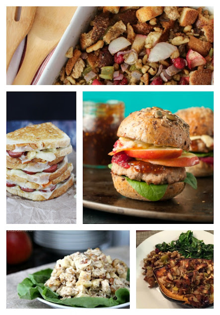 Try a different one of these 31 Savory Apple Recipes every day of the month!