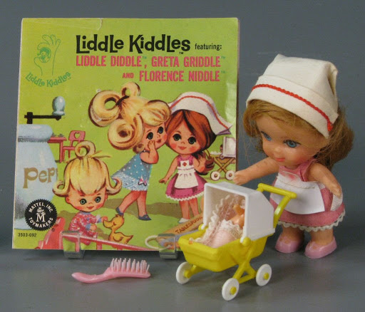 Figure:Liddle Kiddles | Florence Niddle