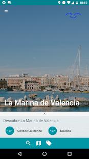 La Marina de València Guía Oficial - náhled