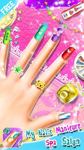 My Nails Manicure Spa Salon - Girls Fashion Game 1.1.6 screenshots 1