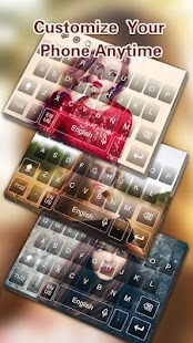 Photo Keyboard Theme