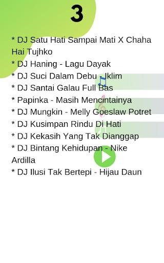 DJ Mantul 2019 - Full Bass Terbaru | Haning screenshot 3