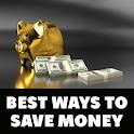 Best Ways to Save Money icon