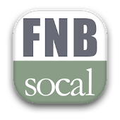 FNBsocal Mobile Banking Tablet