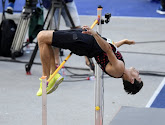 Thomas Van der Plaetsen progresse un peu au terme de la quatrième épreuve de l'heptathlon des Championnats d'Europe indoor de Glasgow