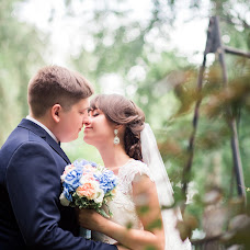 Wedding photographer Natalya Ukhorskaya (NataliaUkhorsky). Photo of 20.10.2016