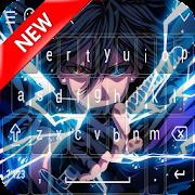 Sasuke Uchiha keyboard HD