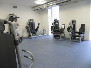 Photo: Gym for university folks and the public