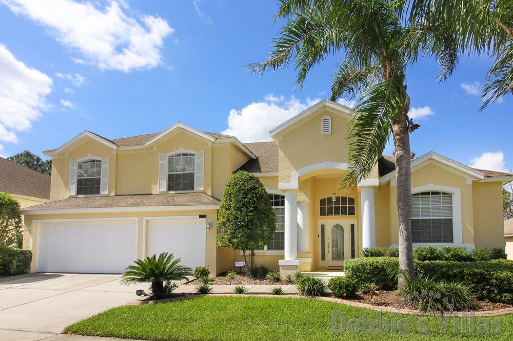 Highlands Reserve | 5 bedroom villa | HREOV-5208 | Orlando ...