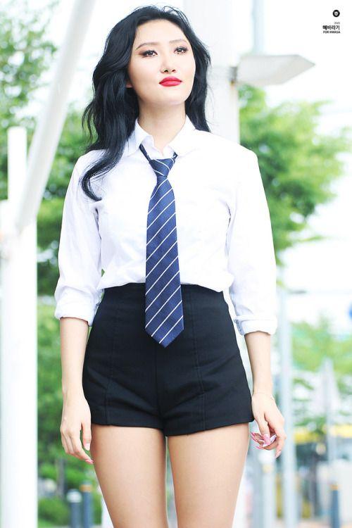 hwasa suit 9