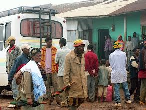Photo: Chencha - before Saturday market
