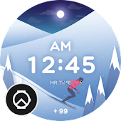 Mr.Time : Winter Sports_Ski
