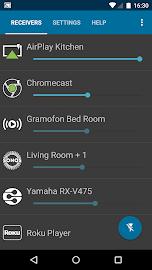 AirAudio - stream your music! Screenshot 4