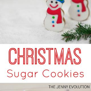 Christmas Sugar Cookies Recipe & Decorating Ideas