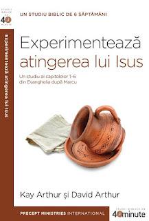 Experimentează atingerea lui Isus
