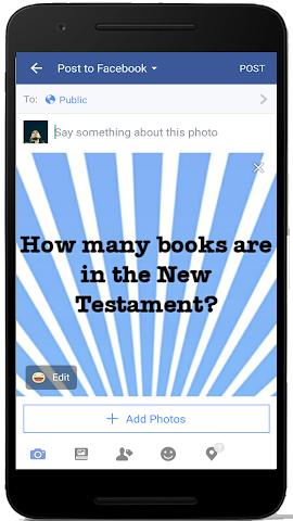 android Praise Trivia Screenshot 4
