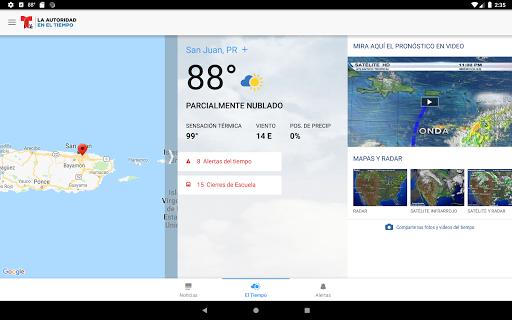 Telemundo Puerto Rico screenshot 9
