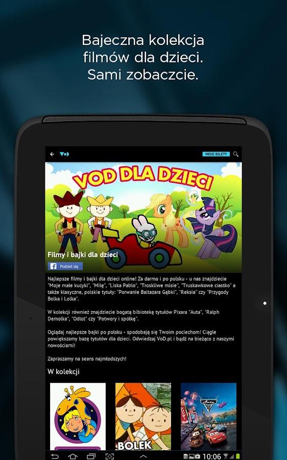 VoD Onet - filmy i seriale- screenshot
