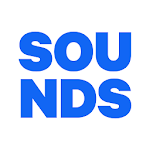 Sounds app - Music and Friends icon