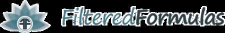 Filtered Formulas Logo