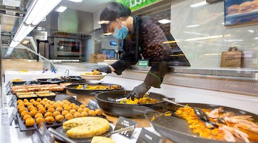 Mercadona reactiva 'Listo para comer', su sección de platos recién hechos