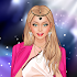 Trendy Girls Fashion Salon - Make Up & Dressup