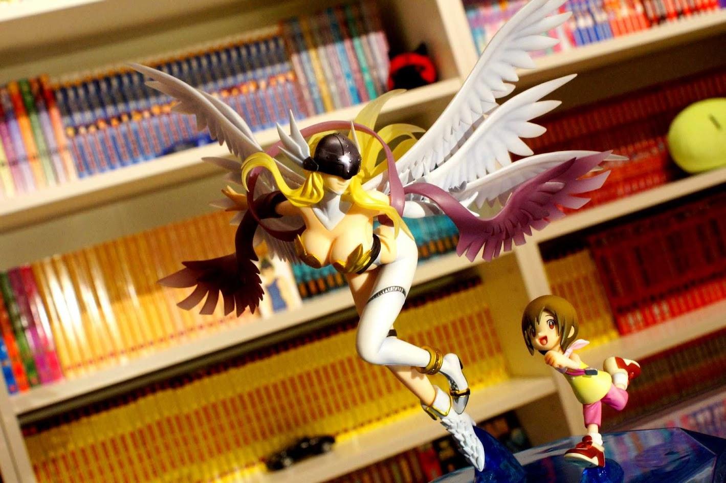 Digimon Adventure - Angewomon - Yagami Hikari - G.E.M. - 1/8 (MegaHouse)