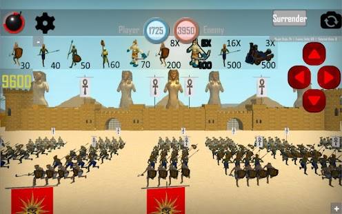 Clash Of Cleopatra - náhled