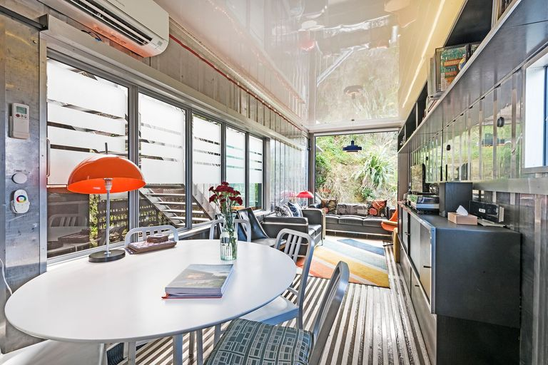 The Wellington Container on Airbnb