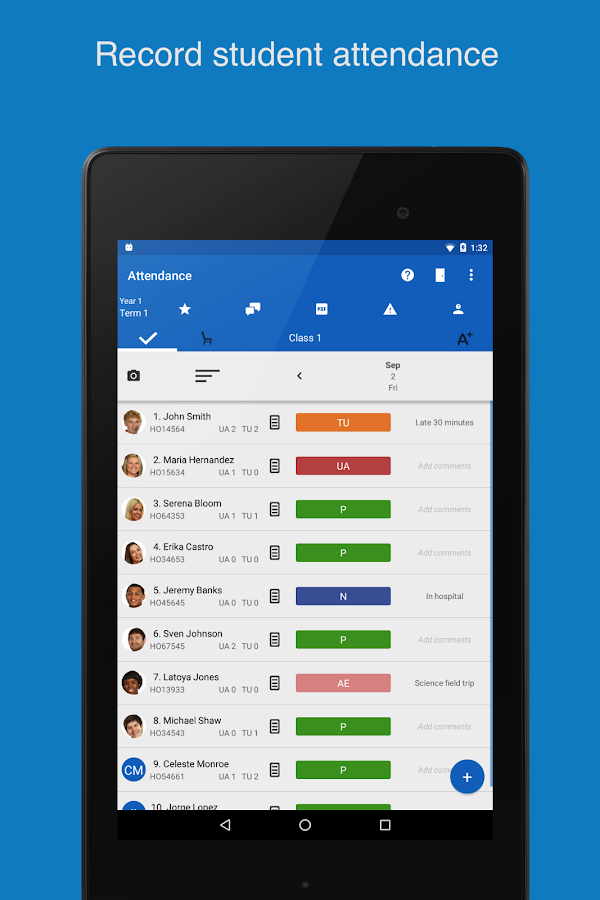 Teacher Aide Pro (v3)- screenshot