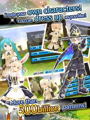 RPG Toram Online apkmr screenshots 11