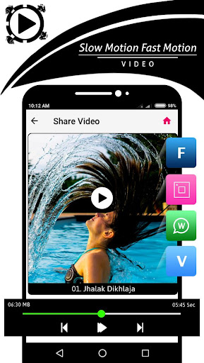 Slow Motion - Fast Motion Video 1.0.1 screenshots 5