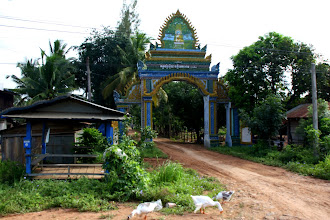 Photo: Year 2 Day 47 - Entrance to a Village