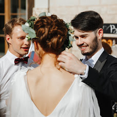 Wedding photographer Tolik Boev (TolikBoev). Photo of 17.02.2019
