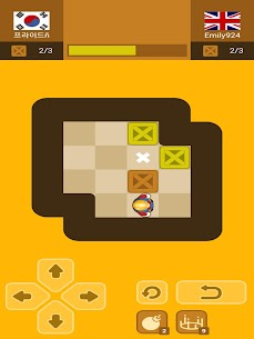 Push Maze Puzzle 1.0.16 Mod Apk (Unlimited Gold/Bombs) 4