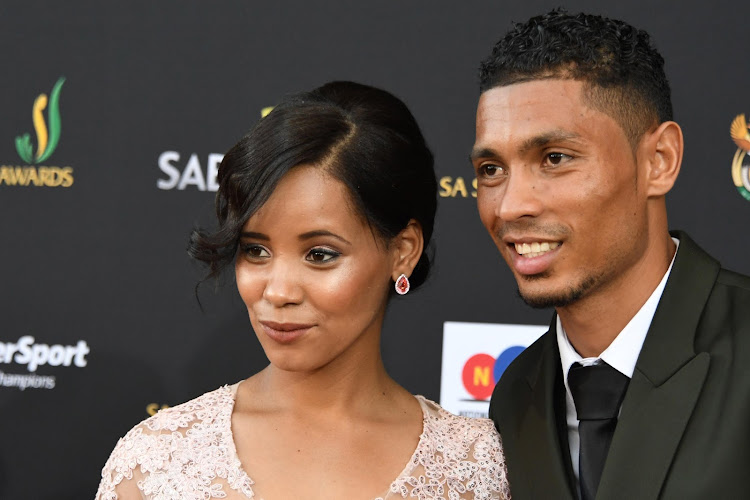 Wayde van Niekerk is completely besotted with Chesney Campbell.