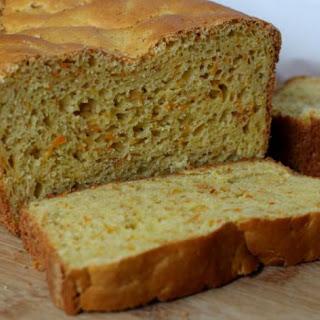 Gluten Free Carrot Bread.