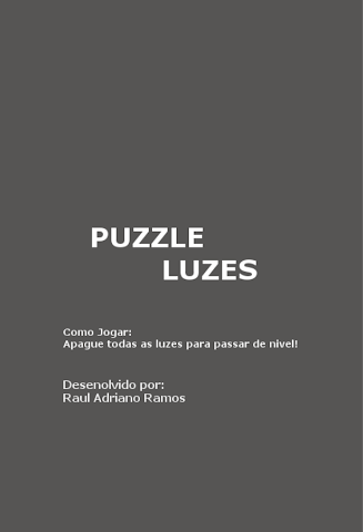 android Puzzle Luzes FREE Screenshot 0