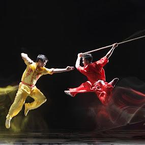Wushu serie 1 by Kiki Achadiat - Sports & Fitness Other Sports