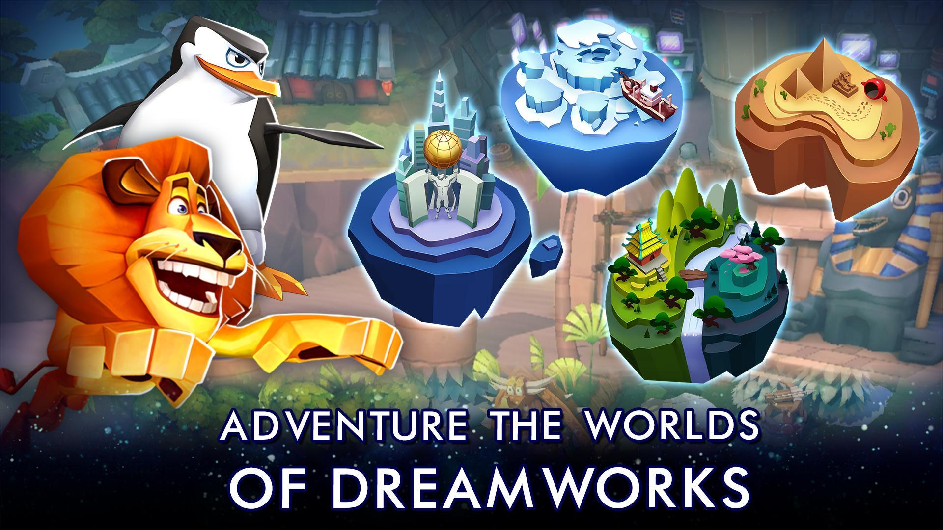 DreamWorks Universe of Legends screenshot #1