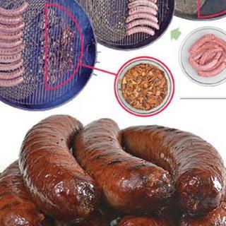 Hickory Smoked Bratwurst.
