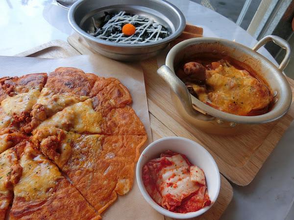 KATZ Fusion Restaurant 卡司複合式餐廳 大份量滿滿起司韓式創意料理 台中西區