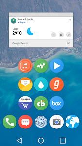 Pixel Icon Pack-Nougat Free UI screenshot 3
