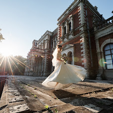 Wedding photographer Dmitriy Burcev (burtcevfoto). Photo of 01.10.2018