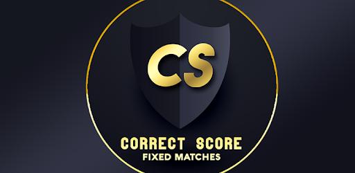 CS Correct Score FIXED Football Betting Tips APK [1 1