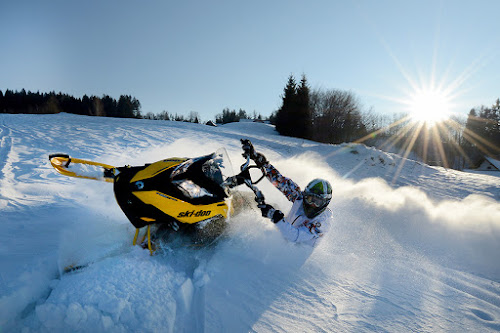 Premiere driving by Gregor Dinghauser- Dingo - Sports & Fitness Snow Sports