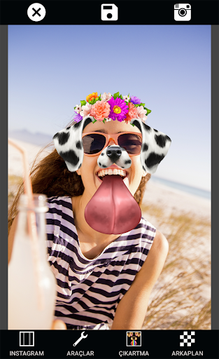 Photo Editor Filter Sticker & Selfie Camera Effect screenshot 5